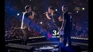 WOS VS PAPO Red Bull Argentina 2017 HD