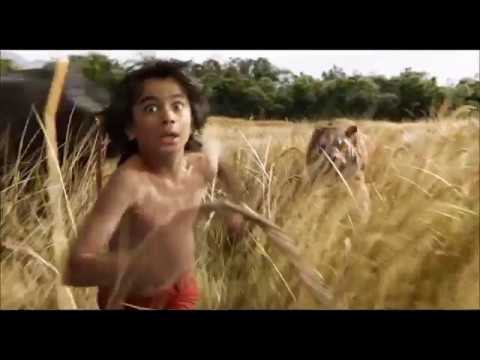Katy Perry - Roar (The Jungle Book Official Music Video)