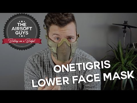 OneTigris Face Mask Review | Airsoft | Balling On A Budget Ep.01