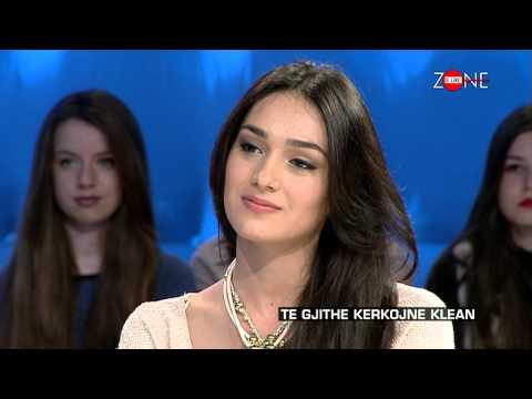 Zone e lire - Klea Huta, te gjithe kerkojne Klean! (21 mars 2014)
