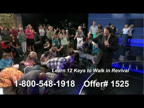Warren Marcus on It's Supernatural with Sid Roth - Revival