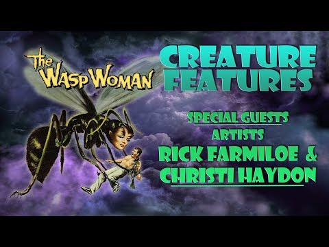 Christi, Rick & The Wasp Woman