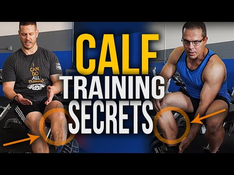 5 BEST Exercises to Grow Stubborn Calf Muscles (FULL WORKOUT ft.@Criticalbench)