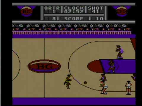 Harlem Globetrotters NES