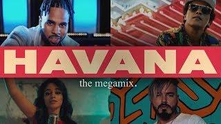 Video Havana (The Megamix) – B.Mars • J.Derulo • A.Grande & More (T10MO) MP3, 3GP, MP4, WEBM, AVI, FLV November 2017