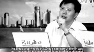 Download Video Hu Jintao Couldn't Touch Zhou Yongkang But Xi Did MP3 3GP MP4