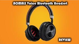 Video AOMAIS VOICE Bluetooth Headset Review MP3, 3GP, MP4, WEBM, AVI, FLV Juli 2018