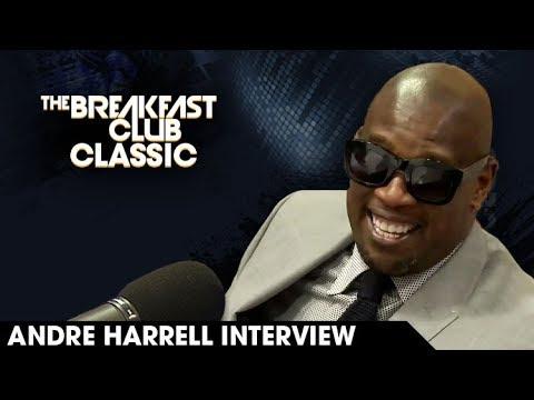 Andre Harrell Talks Uptown Records Beginnings, Mary J Blige, Heavy D, Jodeci + More