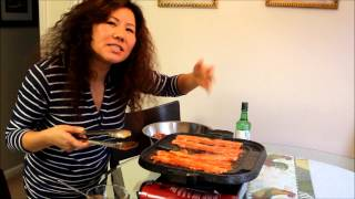 Korean Pork Belly Spicy Barbecue Recipe삼겹살