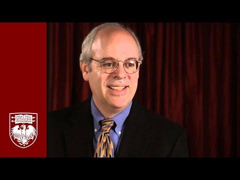 Steven Sibener über die Einrichtung des Instituts für Molecular Engineering
