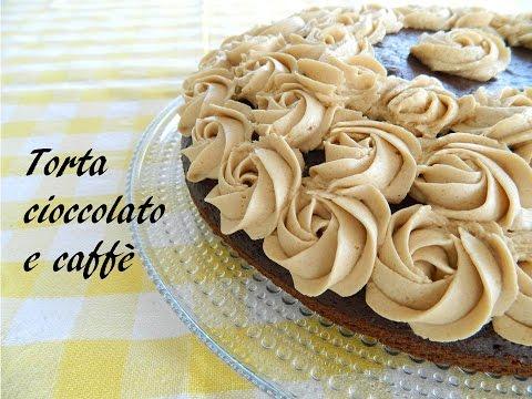 torta cioccolato e caffè - ricetta