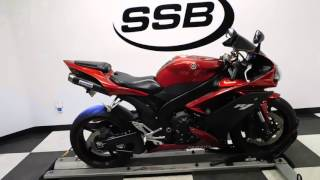 8. 2007 Yamaha YZF-R1 Red - used motorcycle for sale - Eden Prairie, MN
