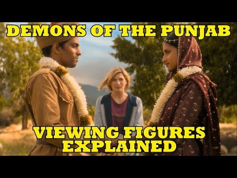 Why Are People LYING About The Viewing Figures?   S11 Viewing Figures - DOCTOR WHO NEWS