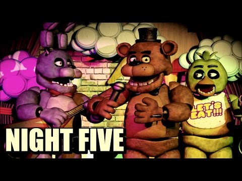 freddyw - Dan takes on Freddy and his colorfully demented anamatronic friends in Five Nights at Freddy's. - - - - - - - - - - - - - - - Danz Twitter: http://www.twitte...