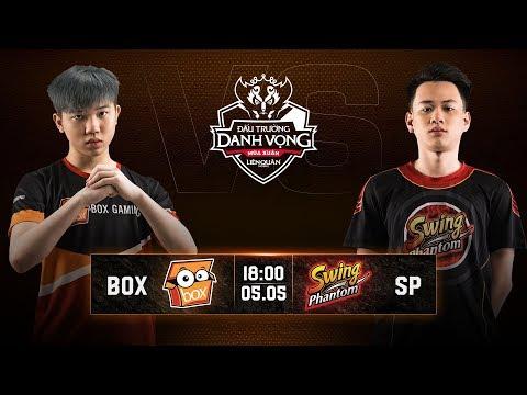 Playoffs 1 - BOX Gaming vs SWING Phantom - Đấu Trường Danh Vọng Mùa Xuân 2019 - Thời lượng: 3:26:42.