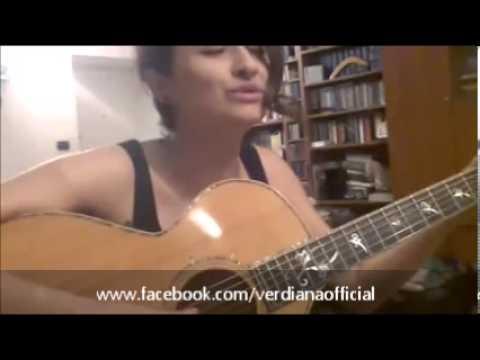 verdiana zangaro - una giornata nera - versione rara