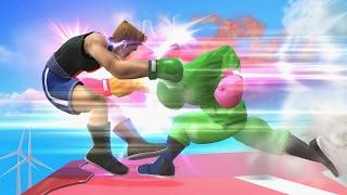 SSB4 Wii U – Salt Compilation  24