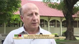 Vídeo Institucional da ABC - Agência Brasileira de Cooperação que mostra os programas desenvolvidos pelo Brasil no Timor...