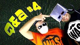 Chwytak - Q&A #4 (Chrapanie, Maniek, Ogi, z Dupy oraz jak postępować ze szmatami) [ ChwytakTV ]