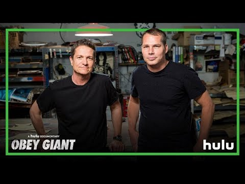 Obey Giant: Trailer (Official) • A Hulu Original Documentary