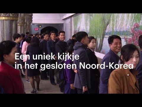 RTL Nieuws 'gaat ondergronds' in Noord-Korea - RTL NIEUWS