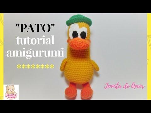 PATO de Pocoyo Tutorial
