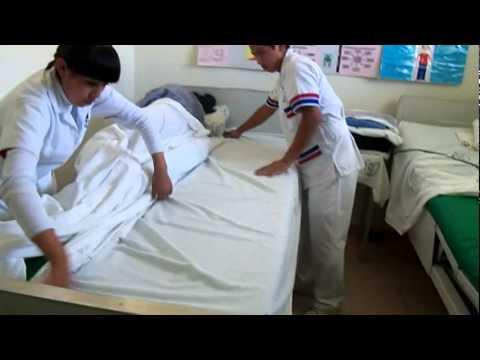 Tendido de cama Cama -