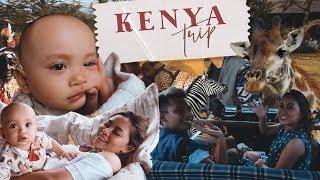 Video TRIP TO KENYA - Al-Hakim Around the World (Part 2) MP3, 3GP, MP4, WEBM, AVI, FLV November 2018