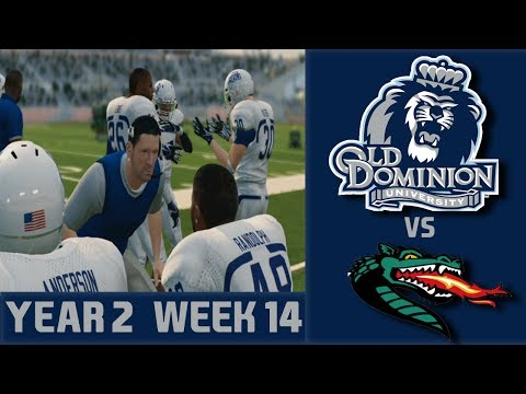 NCAA Football 14 Dynasty - Old Dominion: Episode 26