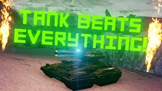 """Tank Beats Everything except Chuck Norris*Download the Map here : https://www.halowaypoint.com/en-us/games/halo-5-guardians/xbox-one/map-variants?lastModifiedFilter=Everything&sortOrder=BookmarkCount&page=1&gamertag=Detendez#ugc_halo-5-guardians_xbox-one_mapvariant_Detendez_48269c30-8f5c-4c4b-a0ba-307e4c3bc14fDownload the Gametype here : https://www.halowaypoint.com/en-us/games/halo-5-guardians/xbox-one/game-variants?lastModifiedFilter=Everything&sortOrder=BookmarkCount&page=1&gamertag=Detendez#ugc_halo-5-guardians_xbox-one_gamevariant_Detendez_f4f5329d-1f18-4f33-a5cc-8c69b9fea139Map Author : Detendez""""Halo 5: Guardians© Microsoft Corporation. """"Tank Beats Everything in Halo 5! """" was created under Microsoft's """"Game Content Usage Rules"""" using assets from Halo 5: Guardians, and it is not endorsed by or affiliated with Microsoft.""""http://www.xbox.com/en-US/developers/rules"""