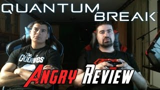 Video Quantum Break Angry Review MP3, 3GP, MP4, WEBM, AVI, FLV Januari 2019