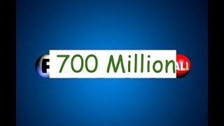 The lottery powerball 700 million