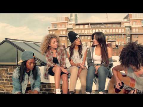 A64 - Brand new girl group M.O collab with Lady Leshurr for this exclusive A64 on a sunny day in London. Watch out for them, they are going to be big. https://www....
