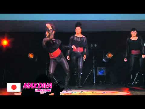 【GDC 3rd】GATSBY DANCE COMPETITION 2010-2011:JAPAN FINAL/MAX DIVA