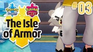 PRIZED POKEMON!! | Pokemon Isle of Armor DLC (Episode 3) by Tyranitar Tube