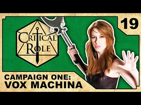 Trial of the Take Part 2 ft. FELICIA DAY - Critical Role RPG Show: Episode 19