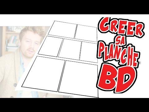 CREER SA BD : faire les cases