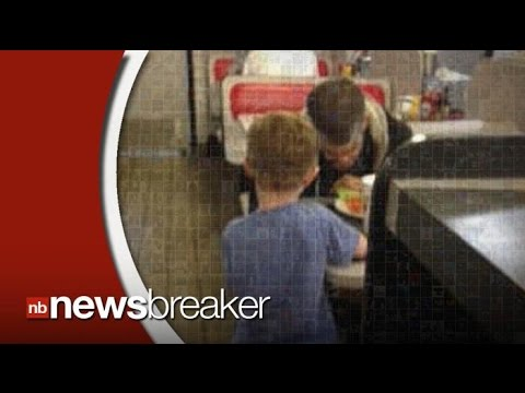 Alabama Boy Feeds Homeless Man; Brings Entire Restaurant to Tears