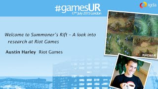 Welcome to Summoner's Rift: A look into research at Riot Games