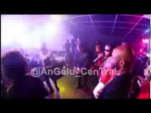 TÉLÉ 24 LIVE: Ferre Gola en Concert Live à Jobourg, Afrique du sud