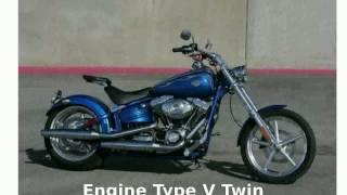 3. 2010 Harley-Davidson Softail Rocker C - Details - traciada