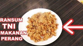 Download Video UNIK MAKANAN TENTARA COCOK UNTUK SURVIVAL (RANSUM TNI) MP3 3GP MP4