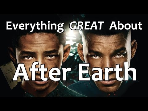 Everything GREAT About After Earth!
