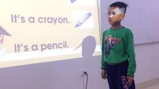 Johny - Văn Việt (6 years old) - Sydney 2 - APUS ENGLISH