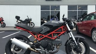7. NEW USED INVENTORY @ Frontline Eurosports: 2007 Ducati Monster 695
