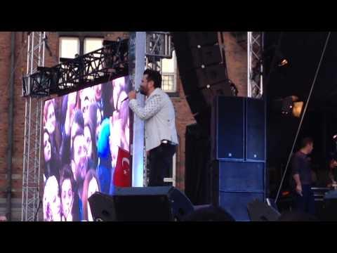 Video Anatolien Kulturdage 2015 - Kenan Doğulu -