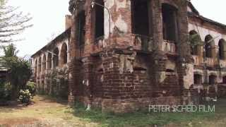 Bien Hoa (Dong Nai) Vietnam  city images : Abandoned Historical Building - Citadel, Bien Hoa, Dong Nai Province, Vietnam