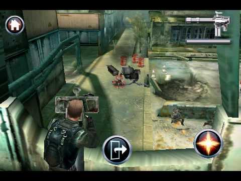 Terminator Salvation: ¿El iPod Touch es una Ds con gráficos de PSP?