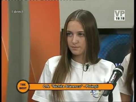 """Preselecții The Best – 13 octombrie 2014 (II) – Colegiul Național """"Nichita Stănescu"""" Ploiești"""