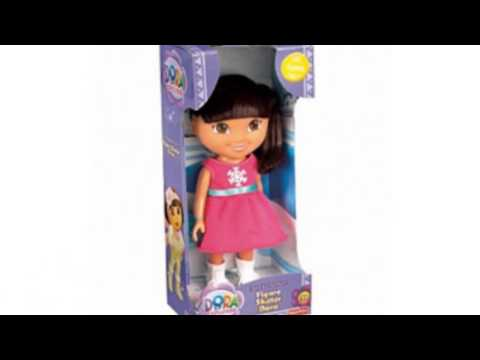 Video Video advertisement of the Dora The Explorer Everyday Adventure